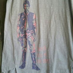 Star Wars Intimates & Sleepwear - Star Wars Sleep Dress Size M
